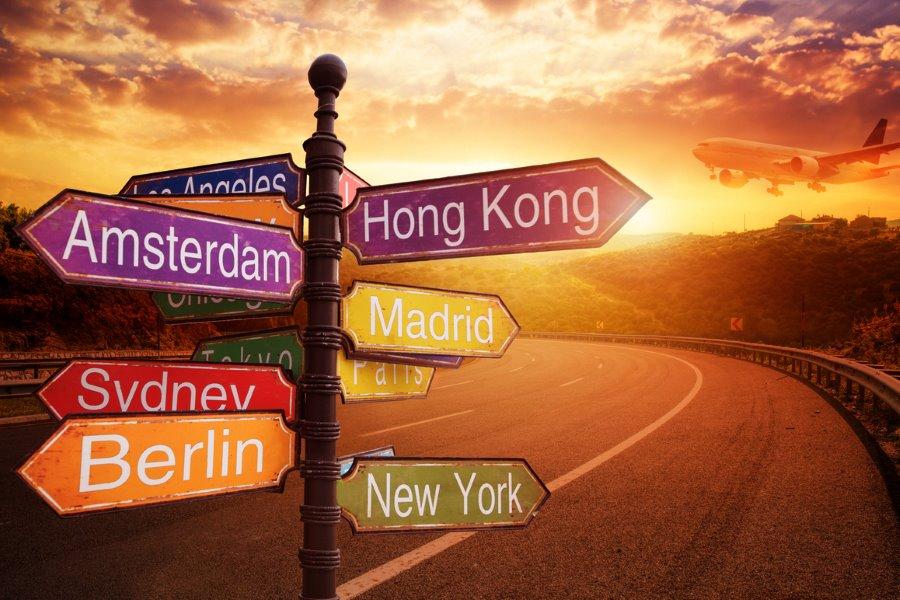 Comment voyager gratuitement à l'étranger